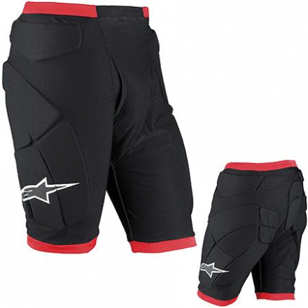 SHORT ALPINESTARS COMP PRON