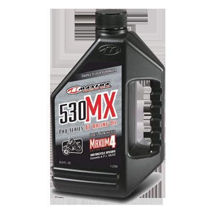 MAXIMA 530MX 4T MOTOR 100% SINTETICO