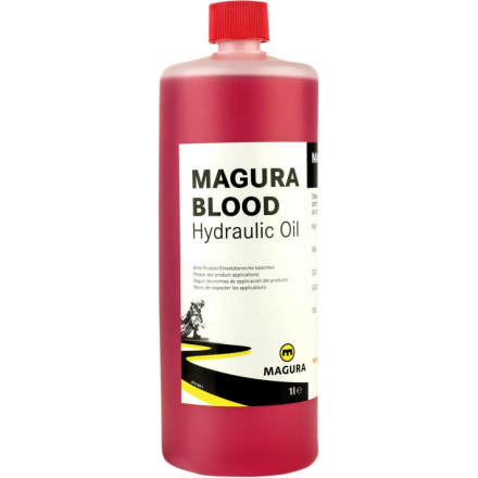 ACEITE EMBRAGUE MAGURA BLOOD MINERAL 1L.