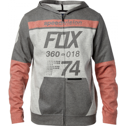 FOX DRAFTR ZIP FLEECE