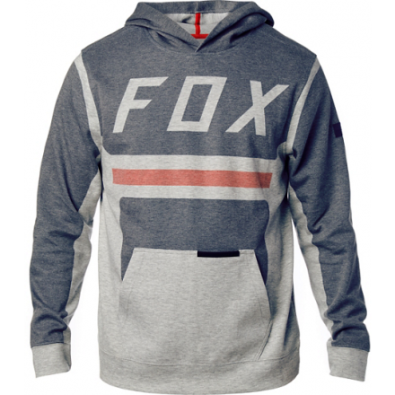 FOX MOTH PULLOVER FLEECE