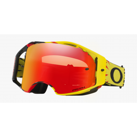 aba6d8973c GAFAS OAKLEY AIRBRAKE L-PRIZM TORCH HIGH VOLTAGE - Mastercross