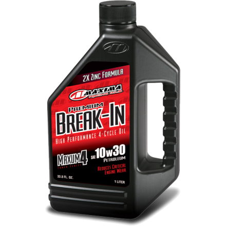 MAXIMA BREAK-IN 10W30 4T MOTOR