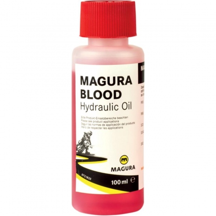 ACEITE MAGURA BLOOD MINERAL 100 ML